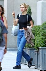 Nicola Peltz Out and about in NY