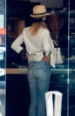 Nicole Kidman and Keith Urban leave Ferrarini cafe after lunch together