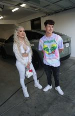 Nikita Dragun and Tony Lopez Heat Up There Romance as They Go For a Date