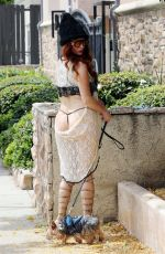 Phoebe Price Shows off her assets in Los Angeles