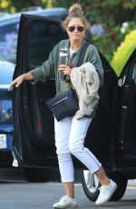 Rebecca Gayheart Out in Los Angeles