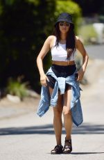 Shay Mitchell As she steps out in Los Angeles