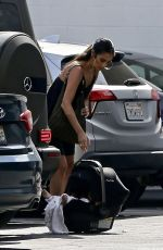 Shay Mitchell Takes a trip to the doctor with her baby girl Atlas and her mother in Los Angeles