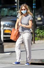 Sienna Miller Out & about in New York