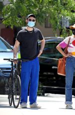 Sienna Miller & Tom Sturridge Out in New York