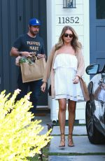 Stassi Schroeder Out and about on her birthday