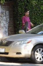 Vanessa Hudgens Pictured Stepping Out in Los Angeles
