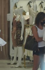 Addison Rae Doing some shopping in West Hollywood