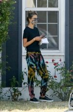 Alessandra Ambrosio Out in Culver City