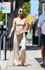Alessandra Ambrosio Out shopping in Santa Monica