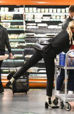 Amber Heard Out shopping in London