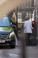 Amber HeardArriving At The High Court In London