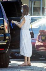 Angelina Jolie Out in Los Feliz