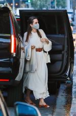 Angelina Jolie Out in West Hollywood with her son
