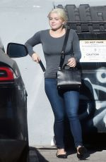 Ariel Winter Leaving a studio in North Hollywood