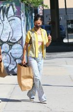 Bella Hadid Shopping in Brooklyn