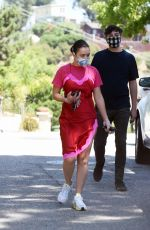 Charli XCX Steps Out With Boyfriend Huck Kwong in Los Angeles
