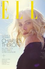 Charlize Theron - Elle (Turkey) - July 2020