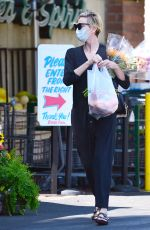 Charlize Theron Out shopping in Los Angeles