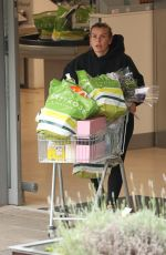 Coleen Rooney Shows Off Her Pert Posterior Whilst Out Shopping At Waitrose In Alderley Edge