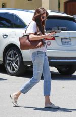 Dakota Johnson Seen out in Los Angeles