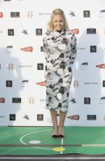 """Danielle Mason Attends the World Premiere of the """"Break"""" Drive-In at Brent Cross Shopping Centre in London"""