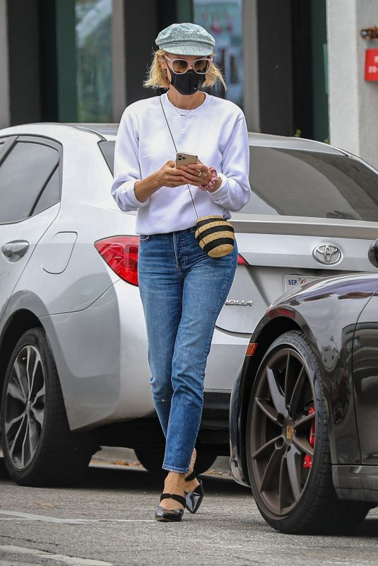 Diane Kruger Out in Brentwood