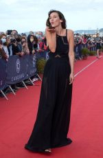 Doria Tillier At Closing Ceremony of the 34th Cabourg Film Festival in Cabourg