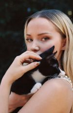Dove Cameron - For Puss Puss Magazine - July 2020