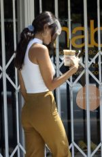 Eiza Gonzalez Out in Los Angeles
