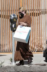 Emma Roberts Visits a medical building before picking up some Susie Cakes in Los Angeles