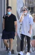 Jaimie Alexander Out in Los Angeles