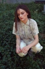 Joey King - photoshoot for Rolling Stone
