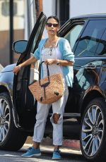 Jordana Brewster Out in Brentwood