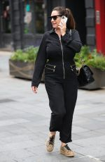 Kelly Brook Seen out in London