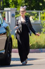 Kelly Osbourne Spotted Stepping Out in Los Angeles