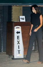 Kendall Jenner Enjoys dinner at Nobu in Malibu