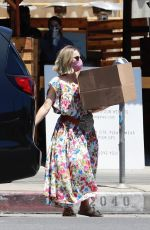 Kristen Bell Seen out in Los Feliz