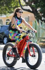 Livia Pullman Heads out in Venice