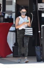 Lucy Hale Out and about in Studio City