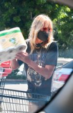 Malin Akerman Out in Los Angeles