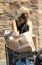 Malin Akerman Out shopping in Los Feliz