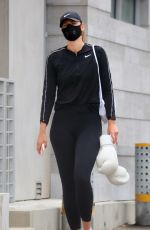 Maria Sharapova Looks fierce as she shows off her toned arms and fitness skills during a grueling workout on the beach in LA