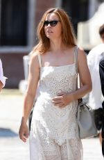Melissa George Out in Venice
