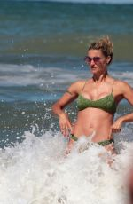 Michelle Hunziker On vacation in Milano Marittima