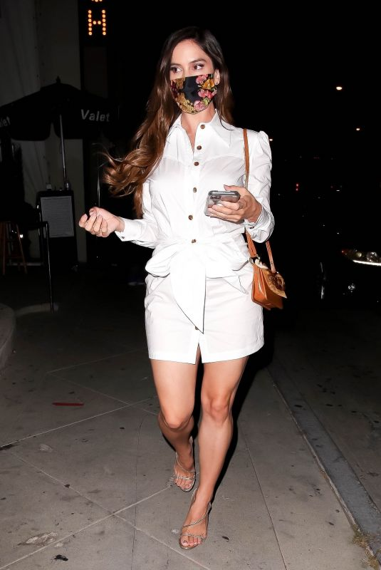 Natalia Barulich Seen out in West Hollywood