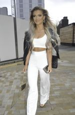 Natalia Zoppa and Molly Smith head to Menagerie bar in Manchester
