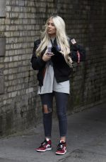 Paige Turley Leaving the Manchester Arena ahead of star studded virtual 25th anniversary celebration