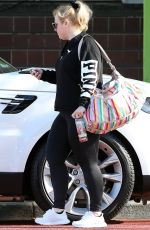 Rebel Wilson Seen leaving the gym as she works towards her weight loss goal in Sydney