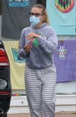 Scarlett Johansson Out and about in the Hamptons